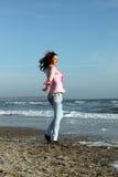 żeński morze Obraz Royalty Free