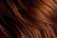 żeński włosy Zdjęcia Stock