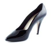 żeńskich pięt wysocy buty Zdjęcia Stock