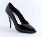 żeńskich pięt wysocy buty Zdjęcie Stock