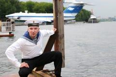 żeglarz Fotografia Royalty Free