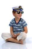 żeglarz mały Zdjęcie Royalty Free