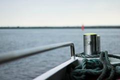 ŻEGLOWAĆ NA morzu bałtyckim Obraz Royalty Free
