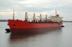żegluga węgla Zdjęcie Royalty Free