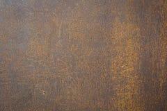 Żelazna zrudziała tło tekstura zdjęcie stock