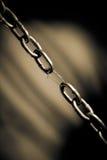 Żelazny łańcuch Fotografia Stock