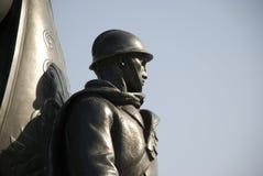 Żelazny żołnierz Zdjęcia Royalty Free