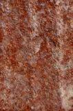 żelazo rdzewiał strukturę Zdjęcia Stock