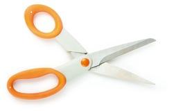 żelazo rozdzielać plastikowych nożyce Fotografia Stock