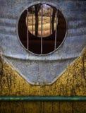 Żelazo Stalowa sztuka, Abstrakcjonistyczna kolorowa sztuki fotografia,/ fotografia royalty free