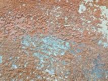 Żlobi powierzchnię na betonowym słoju obraz stock