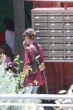 żołnierz żeńskich Obrazy Stock