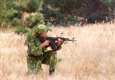 żołnierz zdjęcia royalty free