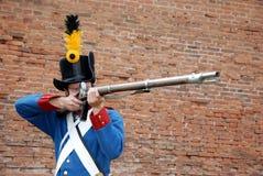 żołnierz Obrazy Royalty Free