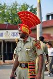 Żołnierz Hinduski fotografia royalty free
