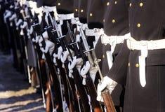 żołnierz piechoty morskiej Zdjęcie Royalty Free