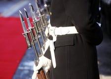 żołnierz piechoty morskiej Zdjęcie Stock