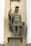 żołnierz statua Zdjęcie Royalty Free
