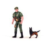 żołnierz zabawka Fotografia Royalty Free