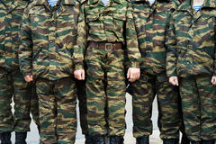 żołnierze zdjęcia royalty free