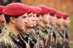 żołnierze Fotografia Stock