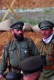 żołnierze dwa Zdjęcia Stock