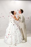 żonaty Zdjęcia Stock