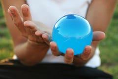 żonglerka kontaktowy Fotografia Stock
