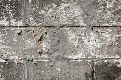Żużlu bloku ściany tekstura Obrazy Royalty Free