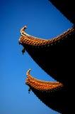 Żurawia żółty Wierza Obraz Stock