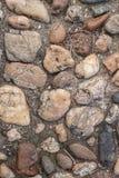 Żwir kamienna podłogowa tekstura Fotografia Royalty Free