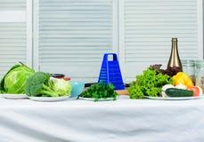 Żyć zdrowego życie Przygotowanie i kulinarny pojęcie Dieting i żywność organiczna świeży zdrowy kulinarny przepis zdjęcia royalty free