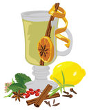 życia pikantność wciąż herbata Obrazy Royalty Free