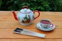 życia wciąż herbata Fotografia Royalty Free