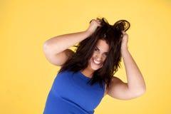 życie piękna target2440_0_ kobieta zdjęcia stock