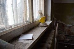 Życie po jądrowej katastrofy Chernobyl obrazy stock