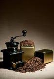 Życie wciąż kawa Obrazy Royalty Free