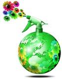 życiorys kwiatu życiorys świat Ilustracji