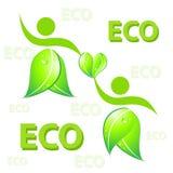 Życzliwy Eco pojęcie Zdjęcie Royalty Free