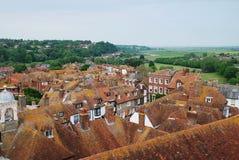 Żyto, Anglia Fotografia Stock