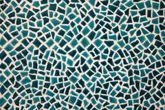 żywe ceramiczne zielone płytki Zdjęcie Royalty Free