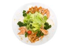 Żywienioniowa sałatka Obraz Stock