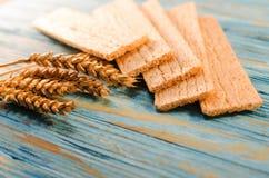 Żywienioniowy chleb robić od zboży fotografia royalty free
