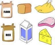 żywności Ilustracja Wektor