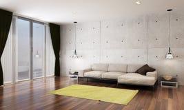 Żywy izbowy tekstury tło i Fotografia Royalty Free