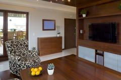 żywy nowożytny pokój Zdjęcie Stock