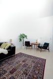 żywy nowożytny pokój Zdjęcia Royalty Free