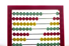 Άβακας παιχνιδιών Στοκ εικόνα με δικαίωμα ελεύθερης χρήσης