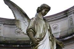 Άγαλμα αγγέλου σε baden-Baden Γερμανία Στοκ Εικόνες