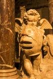Άγαλμα αγγέλου στα DOM kyrkan Στοκ Εικόνες